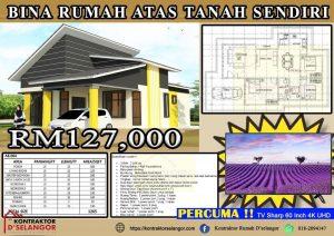 Kontraktor Bina Rumah Atas Tanah Sendiri Selangor